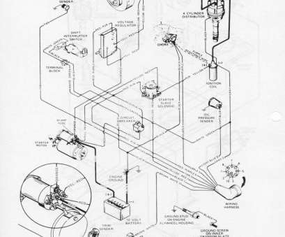 mercruiser 470 starter wiring diagram 470 Mercruiser w/ water colled voltage regulator- starter selinoid 19 Professional Mercruiser, Starter Wiring Diagram Solutions