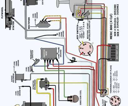 Mercury Outboard Wiring Diagram Practical Mercury Outboard Wiring Diagram Download-Mercury Outboard Wiring Diagrams Mastertech Marin Beauteous Ignition Switch Diagram Images
