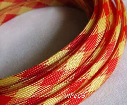 mesh wire loom 3Meter Braided Cable 12 20mm Wiring Harness Loom Protection/Sleeving Red&Yellow, DIY cable-in Audio & Video Cables from Computer & Office on Mesh Wire Loom Most 3Meter Braided Cable 12 20Mm Wiring Harness Loom Protection/Sleeving Red&Yellow, DIY Cable-In Audio & Video Cables From Computer & Office On Galleries
