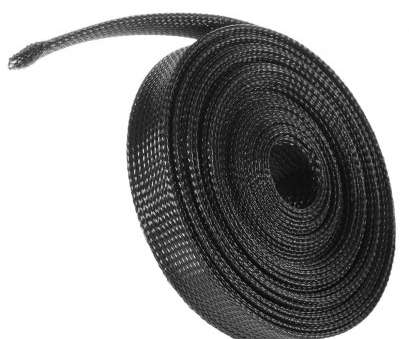 mesh wire loom 6m 8mm/10mm/12mm/15mm/20mm Wire Cable Sheathing Expandable Sleeving Braided Loom Tubing Black Mesh Wire Loom Fantastic 6M 8Mm/10Mm/12Mm/15Mm/20Mm Wire Cable Sheathing Expandable Sleeving Braided Loom Tubing Black Images