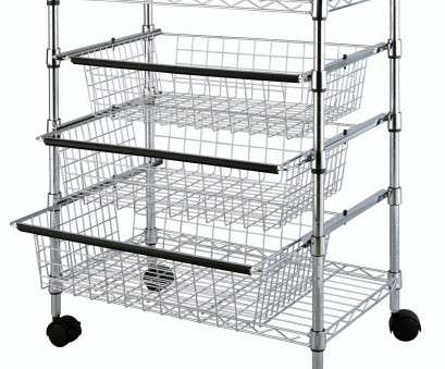 metal wire basket shelving Metal Storage Drawers with Baskets, TP 2474 4 Tier Kitchen Sliding Wire Drawers With Storage Metal Wire Basket Shelving Top Metal Storage Drawers With Baskets, TP 2474 4 Tier Kitchen Sliding Wire Drawers With Storage Photos