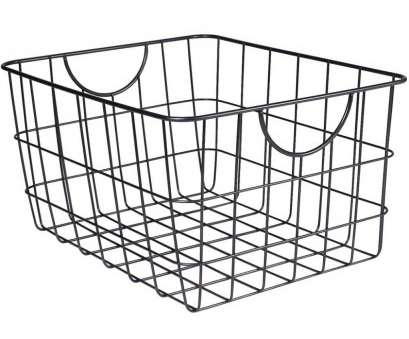metal wire basket shelving Metal Wire Basket With Handles In Wire Baskets inside Wire Basket Metal Wire Basket Shelving Simple Metal Wire Basket With Handles In Wire Baskets Inside Wire Basket Ideas