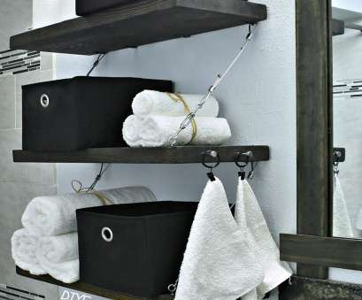 metal wire bathroom shelf These steel cable suspension shelves, amazing., hardware adds so much to them and Metal Wire Bathroom Shelf Best These Steel Cable Suspension Shelves, Amazing., Hardware Adds So Much To Them And Photos