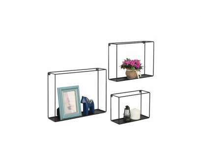metal wire frame shelf Modern Metal Wire Frame Shadow Boxes, Decorative Wire Cube Floating Shelves,, of 3, Black Metal Wire Frame Shelf Top Modern Metal Wire Frame Shadow Boxes, Decorative Wire Cube Floating Shelves,, Of 3, Black Galleries