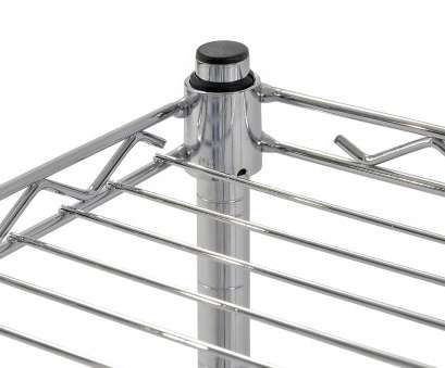 metal wire frame shelf Muscle Rack WS181018-C Steel Adjustable Wire Shelving, 3 Shelves, Chrome, 18″ Height, 18″ width,, lb. Load Capacity 18″ x 10″ x 18″ Metal Wire Frame Shelf Brilliant Muscle Rack WS181018-C Steel Adjustable Wire Shelving, 3 Shelves, Chrome, 18″ Height, 18″ Width,, Lb. Load Capacity 18″ X 10″ X 18″ Photos