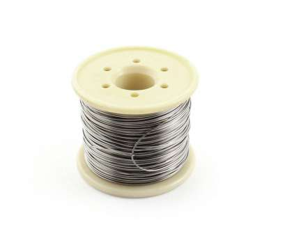 metal wire gauge to mm 100ft 30Meter 0.7mm AWG21 21 Gauge FeCrAl Resistor Resistance Wire Metal Wire Gauge To Mm Best 100Ft 30Meter 0.7Mm AWG21 21 Gauge FeCrAl Resistor Resistance Wire Images