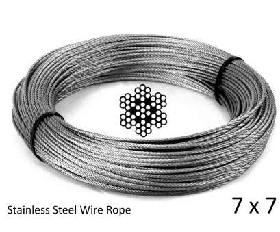 metal wire gauge to mm 2.4mm Stainless Steel Wire Rope Metal Wire Gauge To Mm Best 2.4Mm Stainless Steel Wire Rope Ideas