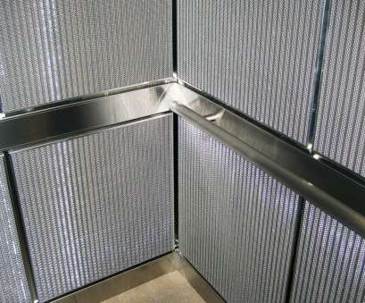 metal wire mesh decorative wall panel The Gateway Mesh Elevator Cladding Metal Wire Mesh Decorative Wall Panel Best The Gateway Mesh Elevator Cladding Collections
