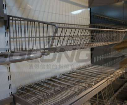 metal wire shelving accessories 0.8mm Kick Metal Wire Baskets Gondola Shelving Accessories SGL-J-54 Metal Wire Shelving Accessories Cleaver 0.8Mm Kick Metal Wire Baskets Gondola Shelving Accessories SGL-J-54 Solutions