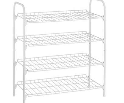 metal wire shelving accessories Honey-Can-Do 27.6, x 24.8, x 11.8, 4 Tier White Steel Wire Floor Accessory Rack-SHO-01172 -, Home Depot Metal Wire Shelving Accessories Brilliant Honey-Can-Do 27.6, X 24.8, X 11.8, 4 Tier White Steel Wire Floor Accessory Rack-SHO-01172 -, Home Depot Images