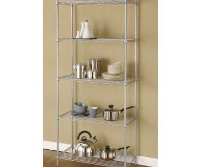 metal wire shelving accessories WFX Utility Thaddeus, H Metal Wire Five Shelves Shelving Unit & Reviews, Wayfair Metal Wire Shelving Accessories Fantastic WFX Utility Thaddeus, H Metal Wire Five Shelves Shelving Unit & Reviews, Wayfair Ideas