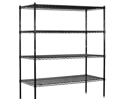 metro black wire shelving Salsbury Industries 9500S Series 60, W x 63, H x 18, D Galvanized Wire Stationary Wire Shelving in Black Metro Black Wire Shelving Nice Salsbury Industries 9500S Series 60, W X 63, H X 18, D Galvanized Wire Stationary Wire Shelving In Black Solutions