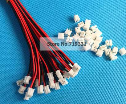 micro electrical wire connectors 50 SETS Mini Micro, 2.0 PH 2-Pin Connector plug with Wires Cables Micro Electrical Wire Connectors Popular 50 SETS Mini Micro, 2.0 PH 2-Pin Connector Plug With Wires Cables Collections