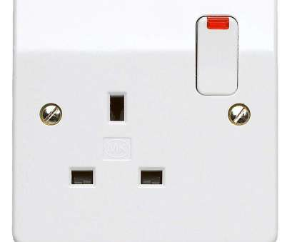 mk double switch wiring nice mk k2657whi 13, 1-gang double-pole switch