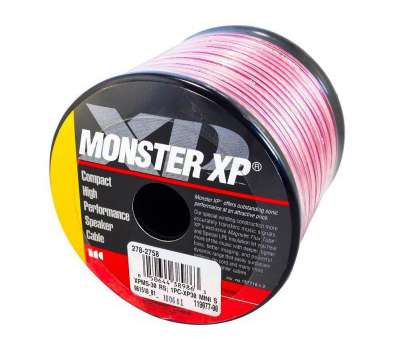 monster speaker wire gauge Amazon.com: Monster Cable XP Compact High Performance Clear Jacket Speaker Wire, Ft): Electronics Monster Speaker Wire Gauge Perfect Amazon.Com: Monster Cable XP Compact High Performance Clear Jacket Speaker Wire, Ft): Electronics Pictures