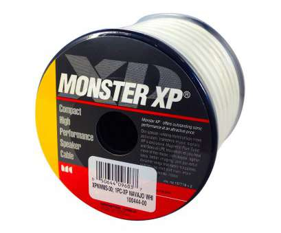 monster speaker wire gauge MONSTER CABLE XP High Performance Speaker Wire in Navajo White 30 Monster Speaker Wire Gauge Top MONSTER CABLE XP High Performance Speaker Wire In Navajo White 30 Galleries