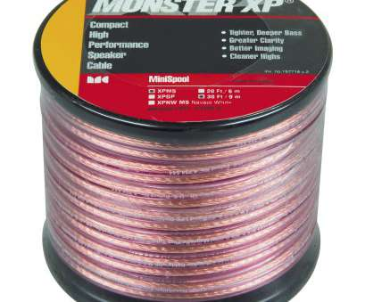 monster speaker wire gauge Monster XP 30-Ft. Clear Jacket Compact Speaker Cable MKII, Check Back Soon Monster Speaker Wire Gauge Professional Monster XP 30-Ft. Clear Jacket Compact Speaker Cable MKII, Check Back Soon Solutions