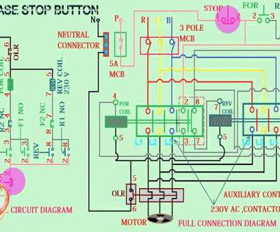 motor starter wiring diagram pdf magnetic contactor wiring diagram, reversing single phase with rh chocaraze, 1 Pole Contactor Wiring Motor Starter Wiring Diagram Pdf Best Magnetic Contactor Wiring Diagram, Reversing Single Phase With Rh Chocaraze, 1 Pole Contactor Wiring Images