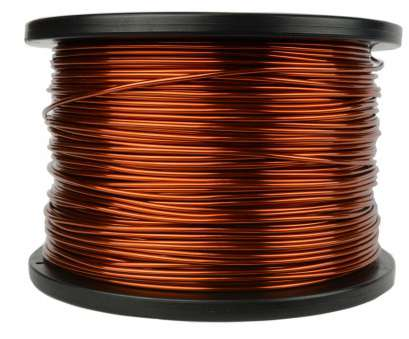 motor winding wire gauge chart Details about TEMCo Magnet Wire 14, Gauge Enameled Copper, 395ft 200C Coil Winding Motor Winding Wire Gauge Chart Simple Details About TEMCo Magnet Wire 14, Gauge Enameled Copper, 395Ft 200C Coil Winding Collections