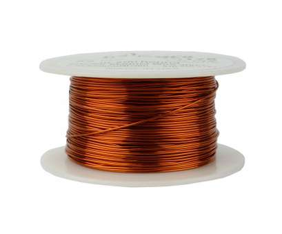 motor winding wire gauge chart Details about TEMCo Magnet Wire 22, Gauge Enameled Copper 200C, 250ft Coil Winding Motor Winding Wire Gauge Chart Top Details About TEMCo Magnet Wire 22, Gauge Enameled Copper 200C, 250Ft Coil Winding Images