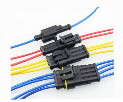 motorcycle electrical wire connectors More Detailed Photos: 15 Kits, 4 Pins, Sealed Waterproof Electrical Wire Connector Plug Motorcycle Motorcycle Electrical Wire Connectors Simple More Detailed Photos: 15 Kits, 4 Pins, Sealed Waterproof Electrical Wire Connector Plug Motorcycle Solutions