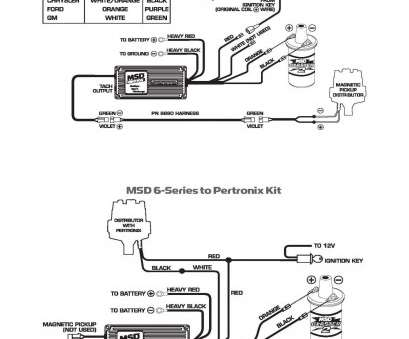 Msd 6A Wiring Diagram Chevy Hei Fantastic Accel Distributor ... Accel Ignition Wiring Diagram on