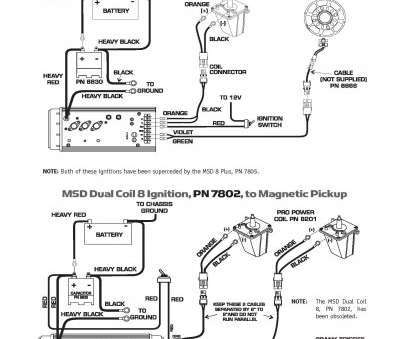 Msd 6A Wiring Diagram Chevy Hei Top Wiring Diagram, 6Al Ford ... Magnetic Pick Up With Msd Al Wiring Diagram on