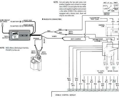 msd 6a wiring diagram gm hei ignition wiring diagram, distributor coil,  6al gm to