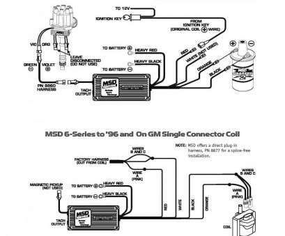 msd 6a wiring diagram gm msd, hei wiring wiring diagram sample, 6al wiring  diagram