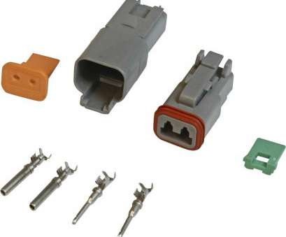 msd electrical wire connector kit Amazon.com:, 8183 2-Pin 16 Gauge Deutsch Connector: Automotive Msd Electrical Wire Connector Kit Brilliant Amazon.Com:, 8183 2-Pin 16 Gauge Deutsch Connector: Automotive Solutions