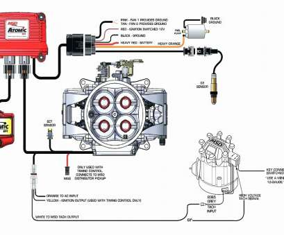 Msd, Ignition, Wiring Diagram Creative Ignition Wiring Diagram Chevy, Luxury, To Install, 6Al Ignition, On, Exceptional Msd Ideas