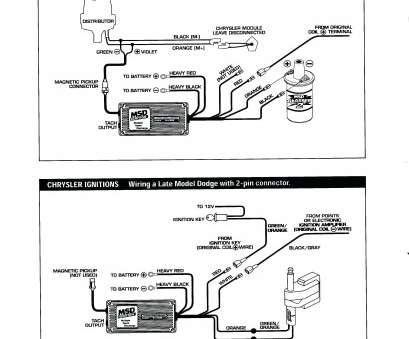 Msd, Ignition, Wiring Diagram Practical Msd, Wiring Diagram Awesome Ignition Diagrams, Releaseganji.Net Photos