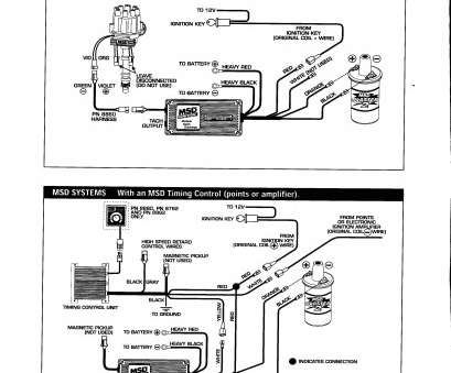 Msd, Ignition, Wiring Diagram Fantastic Msd, Wiring Diagram Elegant, 6Al Wiring Diagram, New Mesmerizing Mallory, Distributor Collections