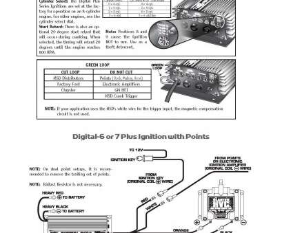 Msd, Ignition, Wiring Diagram Best Msd, Wiring Diagram, New Mesmerizing Mallory Distributor Inside Ignition, 6400 6 Ideas