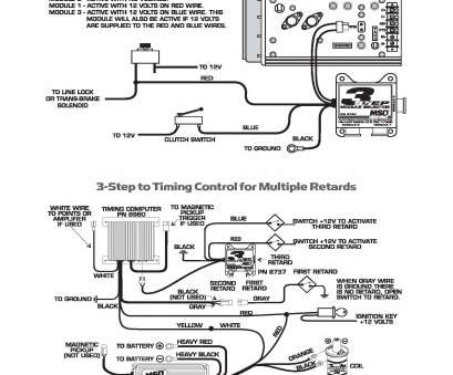 19 Brilliant Msd Starter Wiring Diagram Collections