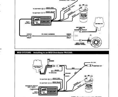 11 Best Msd, Wiring Diagram Chrysler Ideas - Tone Tastic Mallory To Msd Distributor Wiring Diagram on