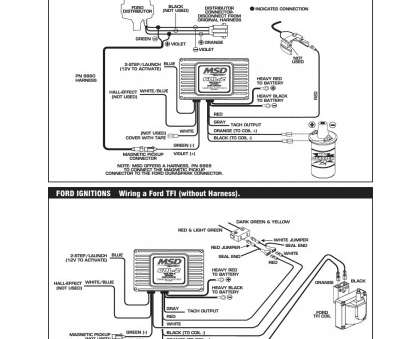 msd 6al wiring diagram ford tfi Ford Ignitions Wiring A, Without Harness Installation Unusual, 6al 2 6al2 Msd, Wiring Diagram Ford Tfi Professional Ford Ignitions Wiring A, Without Harness Installation Unusual, 6Al 2 6Al2 Pictures
