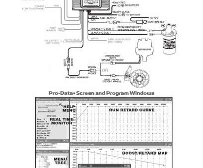 msd 6al wiring diagram gm hei chevy, wiring with, 6al to diagram, pn