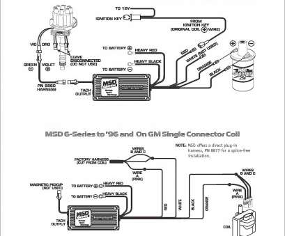 msd 6al wiring diagram for hei msd, hei wiring diagram lovely distributor  wiring diagram wiring