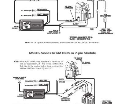 msd 6al wiring diagram for hei msd, wiring diagram gm, lukaszmira, free,