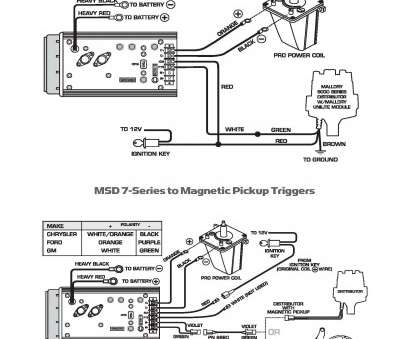 msd, wiring diagram to hei new diagram wiring, 6al to, canopi me guide
