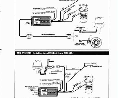 msd 6al wiring diagram to hei Msd, Wiring Diagram, New Unique, P Distributor Concept At Incredible Chevy Msd, Wiring Diagram To Hei Creative Msd, Wiring Diagram, New Unique, P Distributor Concept At Incredible Chevy Pictures