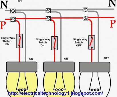 multiple light switch wiring 1 Gang, Light Switch Wiring Diagram, 3 Diagrams In Multiple Multiple Light Switch Wiring Simple 1 Gang, Light Switch Wiring Diagram, 3 Diagrams In Multiple Collections