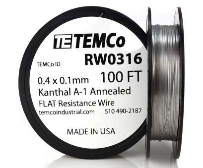 music wire gauge to mm TEMCo Flat Ribbon Kanthal A1 Wire 0.4mm x 0.1mm, Ft Resistance,, - Amazon.com Music Wire Gauge To Mm Practical TEMCo Flat Ribbon Kanthal A1 Wire 0.4Mm X 0.1Mm, Ft Resistance,, - Amazon.Com Solutions