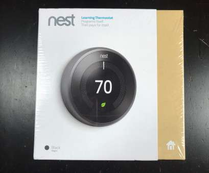 nest t4000es wiring diagram Nest, Generation Learning Black Programmable Thermostat Nest T4000Es Wiring Diagram Practical Nest, Generation Learning Black Programmable Thermostat Photos