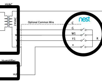 19 Brilliant Nest Wiring Diagram, Humidifier Collections