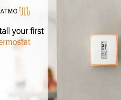 netatmo thermostat wiring diagram How to install your first Thermostat yourself, installing, Netatmo Thermostat Netatmo Thermostat Wiring Diagram Top How To Install Your First Thermostat Yourself, Installing, Netatmo Thermostat Photos