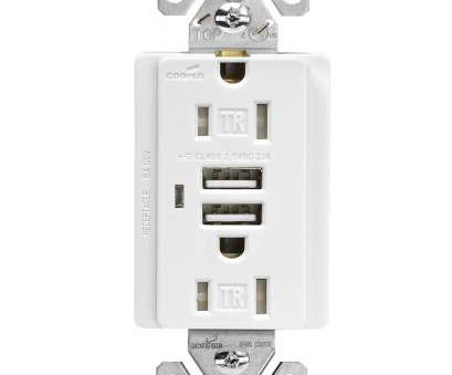 new electrical outlet installation price Cooper Wiring Devices TR7745W Combo, Charger Tamper Resistant Receptacle BLK New Electrical Outlet Installation Price Nice Cooper Wiring Devices TR7745W Combo, Charger Tamper Resistant Receptacle BLK Collections