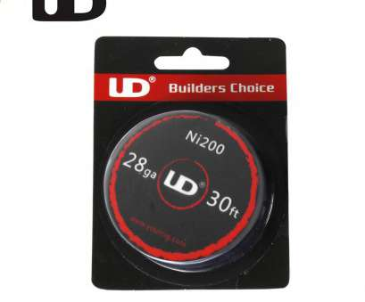 ni200 26 gauge wire 100% Original Youde UD Ni200 Nickel Wire 26ga 28ga 30ga Ni200 Nickel Wire 30ft/Roll Heating, Electronic Cigarette Dual Coil Heads E, Heating Coil From Ni200 26 Gauge Wire Most 100% Original Youde UD Ni200 Nickel Wire 26Ga 28Ga 30Ga Ni200 Nickel Wire 30Ft/Roll Heating, Electronic Cigarette Dual Coil Heads E, Heating Coil From Images