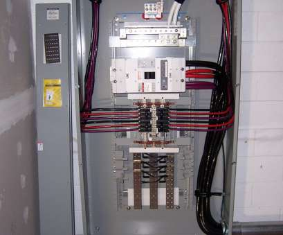 nice electrical panel wiring 800amp panel install Nice Electrical Panel Wiring Professional 800Amp Panel Install Pictures